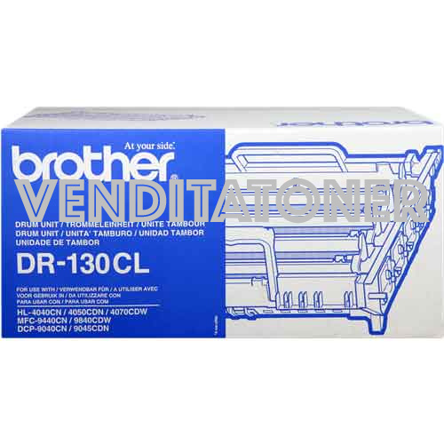 Tamburo Originale Brother DR-130CL 17000 Pagine